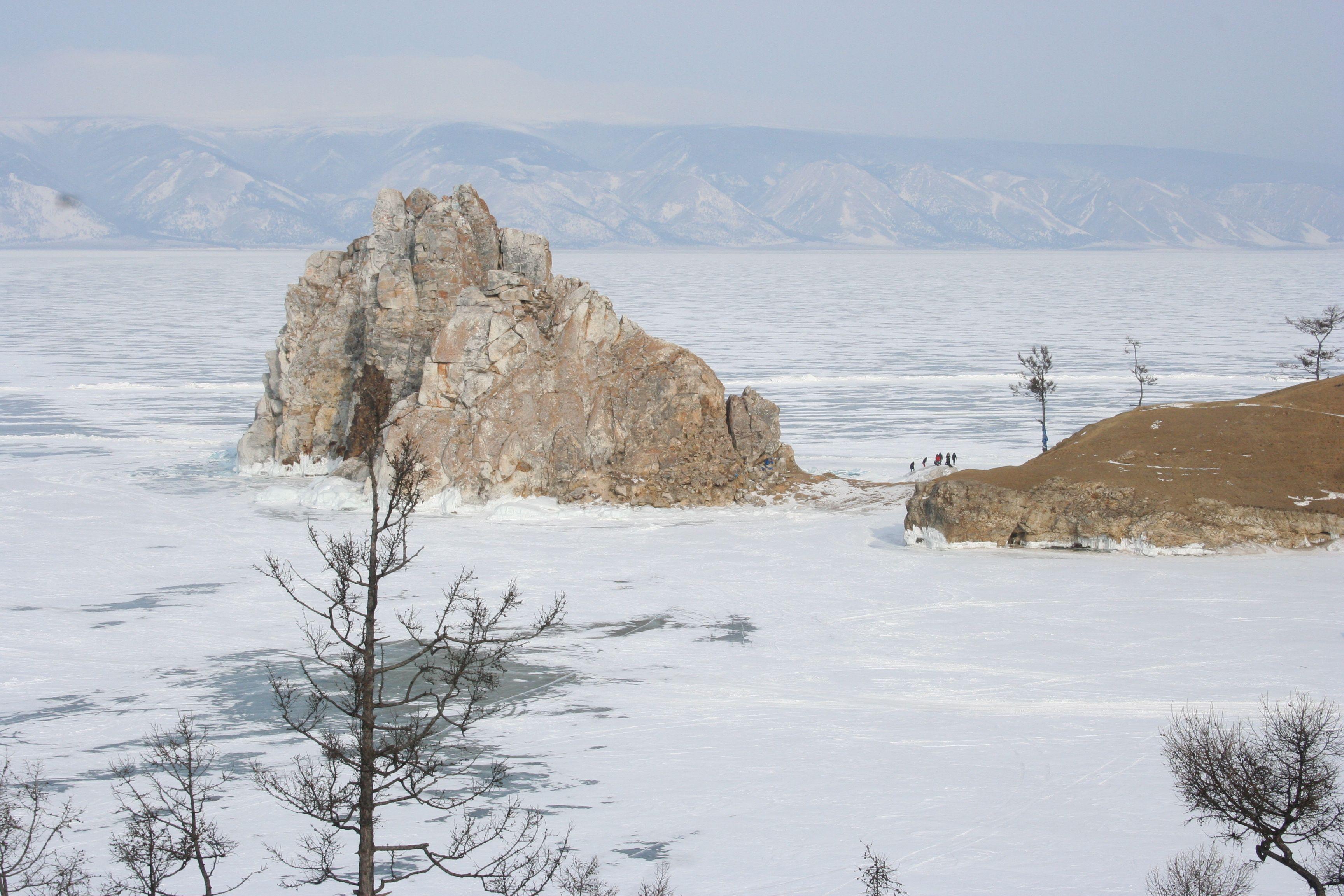 le rocher du shaman