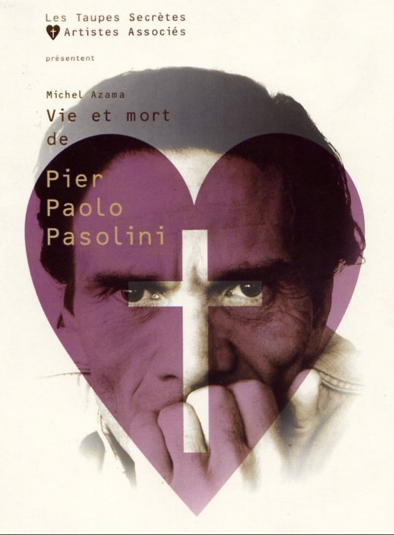 affiche Vie et mort PP Pasolini